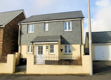 Thumbnail 3 bed detached house for sale in Holly Berry Road, Lee Mill