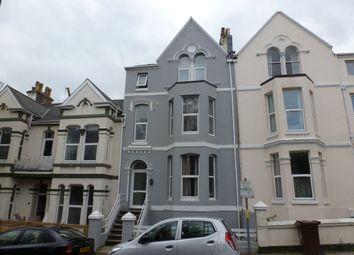 Thumbnail 8 bed terraced house for sale in Connaught Avenue, Mutley, Plymouth