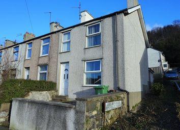 Thumbnail 2 bed terraced house for sale in Caernarfon Road, Bangor