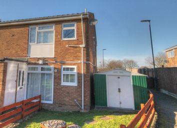 Thumbnail 1 bedroom flat for sale in Burnham Avenue, West Denton Park, Newcastle Upon Tyne