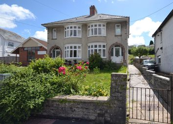 Thumbnail 3 bed semi-detached house for sale in Coalbrook Road, Pontyberem, Llanelli