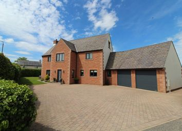 Thumbnail 4 bed detached house for sale in Morland, Penrith