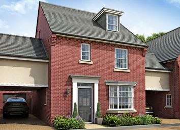 """Thumbnail 4 bedroom link-detached house for sale in """"Bayswater"""" at Sir Williams Lane, Aylsham, Norwich"""