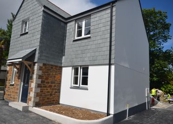 Thumbnail 4 bed detached house for sale in Plain An Gwarry, Redruth