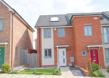 Thumbnail 2 bedroom terraced house for sale in Lydney Court, Throckley, Newcastle Upon Tyne