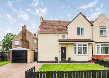 Thumbnail 3 bed semi-detached house for sale in Redmire Road, Stockton-On-Tees