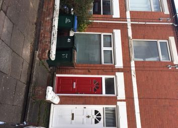 Thumbnail 3 bed terraced house to rent in Ludlow Road, Earlsdon, Coventry