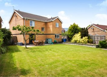Thumbnail 4 bed detached house for sale in Isis Court, Hull