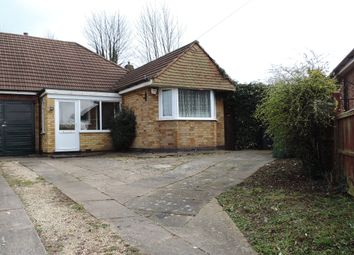 Thumbnail 4 bed bungalow for sale in Campbell Avenue, Thurmaston, Thurmaston