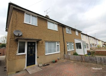 Thumbnail 3 bedroom end terrace house for sale in Harvey Road, London Colney, St. Albans, Hertfordshire