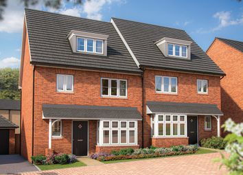 "4 bed semi-detached house for sale in ""The Willow"" at Irthlingborough Road, Wellingborough NN8"