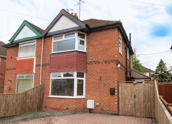 Thumbnail 3 bed semi-detached house for sale in Garrick Avenue, Hereford