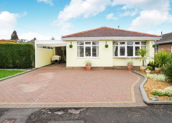 Thumbnail 3 bed detached bungalow for sale in Rookery Close, Rugeley