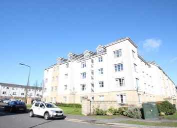 Thumbnail 2 bed flat for sale in Queens Crescent, Livingston, West Lothian