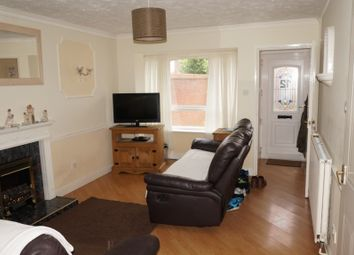 Thumbnail 3 bedroom detached house for sale in Godwit Close, Whittlesey