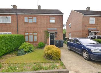 Thumbnail 3 bed semi-detached house to rent in Farley Farm Road, Luton