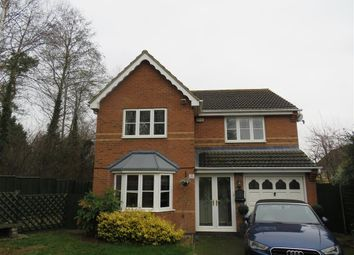 Thumbnail 4 bed property to rent in Broom Way, Kettering