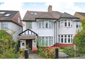 Thumbnail 5 bed semi-detached house for sale in Holders Hill Avenue, Hendon