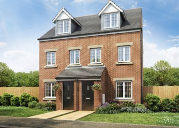 "Thumbnail 3 bed terraced house for sale in ""The Souter"" at Boston Road, Kirton, Boston"