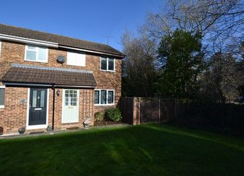 Thumbnail 2 bed semi-detached house for sale in Netherhouse Moor, Church Crookham, Fleet