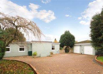 Thumbnail 3 bed detached bungalow for sale in Orcheston, Salisbury, Wiltshire