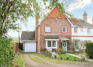 Thumbnail 3 bed semi-detached house for sale in Pewsey Road, Upavon, Pewsey