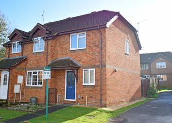 2 bed semi-detached house for sale in Barn Meadow Close, Church Crookham, Fleet GU52