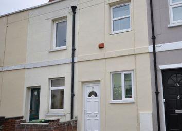 Thumbnail 1 bed terraced house for sale in Burton Street, Cheltenham