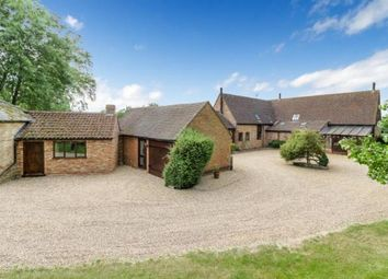 Thumbnail 6 bed detached house for sale in Cross End, Thurleigh, Bedford, Bedfordshire