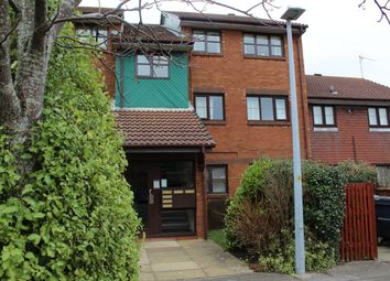Thumbnail 2 bedroom flat for sale in Taverner Close, Poole