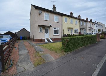 Thumbnail 2 bed end terrace house for sale in Annan Road, Kilmarnock