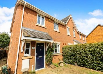 Thumbnail 3 bed semi-detached house for sale in Signal Close, Henlow, Bedfordshire, England