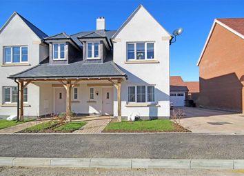 Thumbnail 4 bedroom semi-detached house for sale in Siddal Street, Tadpole Garden Village, Wiltshire