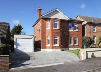 Thumbnail 4 bed detached house for sale in Devon Road, Christchurch