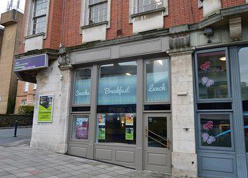 Thumbnail Restaurant/cafe to let in Kingsway, Swansea