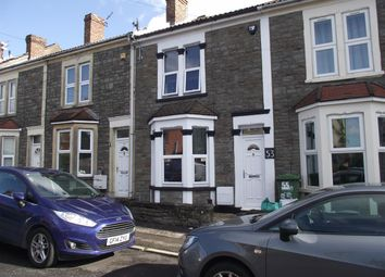 Thumbnail 3 bed terraced house for sale in Moravian Road, Kingswood, Bristol