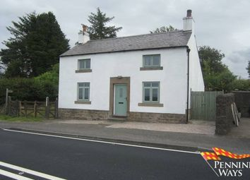 Thumbnail 3 bed detached house for sale in Low Row, Brampton, Cumbria