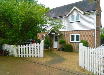 Thumbnail 3 bed detached house to rent in Ware Street, Bearsted, Maidstone