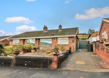Thumbnail 2 bed semi-detached bungalow for sale in Acacia Gardens, Kidsgrove, Stoke-On-Trent