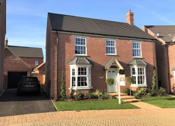 Thumbnail 4 bed detached house for sale in Watts Road, Banbury