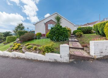 Thumbnail 2 bed semi-detached bungalow for sale in Mendip Close, Risca, Newport.