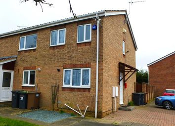 Thumbnail 2 bed semi-detached house to rent in The Innings, Sleaford