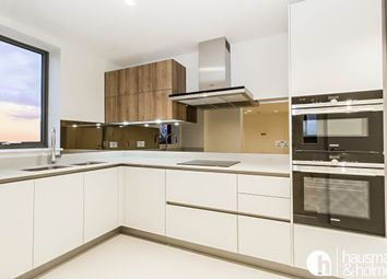 Thumbnail 3 bed flat to rent in Brent Street, London