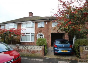 Thumbnail 5 bed semi-detached house to rent in Wilberforce Street, Headington, Oxford