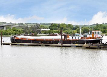 Thumbnail 4 bed houseboat for sale in Port Medway Marina, Station Road, Cuxton