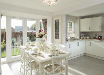 "Thumbnail 3 bed link-detached house for sale in ""Morpeth"" at Wheatley Close, Banbury"