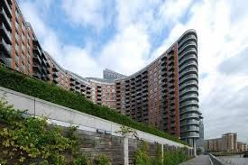 Thumbnail 1 bed flat to rent in 1 Fairmont Avenue, Canary Wharf London