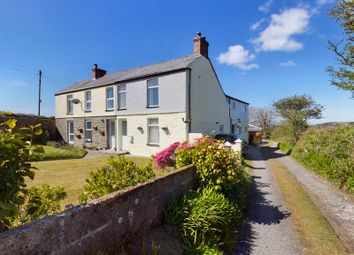 Thumbnail 4 bed cottage for sale in Croft Mitchell, Troon, Camborne