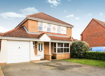 Thumbnail 4 bed detached house for sale in Eisenhower Road, Shefford