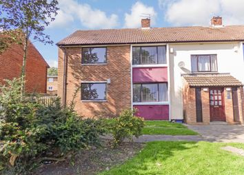 Thumbnail 2 bed flat for sale in Sledmere Close, Peterlee